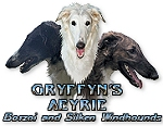 visit Gryffyn's Aeyrie Borzoi and Silken Windhounds