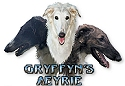 Gryffyn's Aeyrie Borzoi and Silken Windhounds